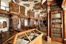 Stiftsbibliothek, St. Gallen, Switzerland