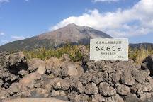 Arimura Lava Lookout, Kagoshima, Japan