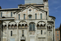 Piazza Grande, Modena, Italy