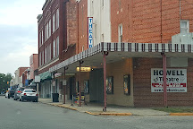 Howell Theatre, Smithfield, United States