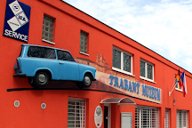 Trabant muzeum Praha Motol, Prague, Czech Republic