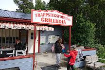 Trappstegsforsen, Saxnas, Sweden