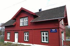 Автобусная станция   Torp stasjon