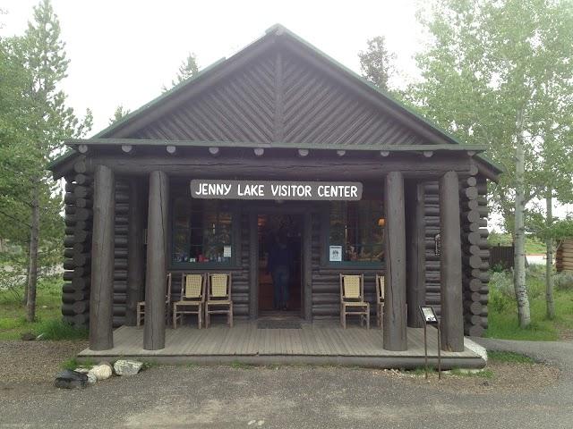 South Jenny Lake Jct