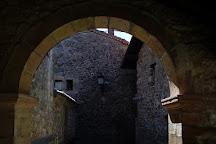 Iglesia de Santa Maria, Barcena Mayor, Spain
