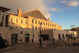 Автобусная станция   Marseille