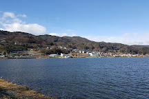 Lake Suwa, Nagano Prefecture, Japan