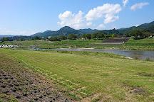 Gassan Toda castle, Yasugi, Japan