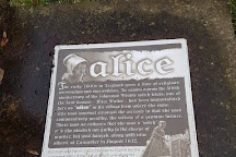 Alice Nutter Statue, Roughlee, United Kingdom