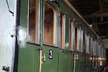 Eisenbahnmuseum Lokschuppen, Aumuhle, Germany