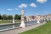 Prato della Valle, Padua, Italy