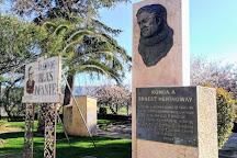 Ernest Hemingway Ronda Sculpture, Ronda, Spain