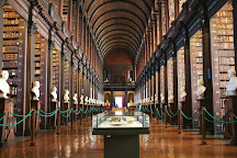 The Book of Kells and the Old Library Exhibition, Dublin, Ireland