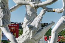 Fountain Kid Runaround, Volgograd, Russia