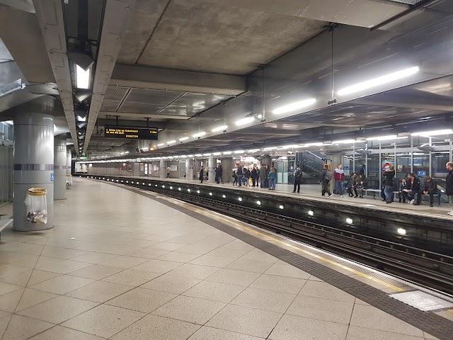 Westminster Station London Underground Ltd.