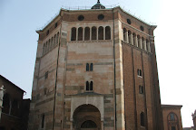 Baptistery, Cremona, Italy