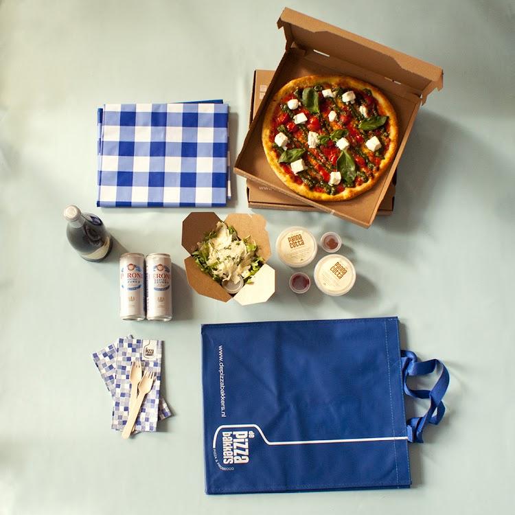 De Pizzabakkers Plantage Kerklaan Amsterdam