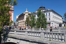 Tromostovje, Ljubljana, Slovenia
