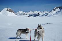 Plaine-Morte - Glacial Plateau, Crans-Montana, Switzerland