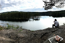 Oyungen Lake, Oslo, Norway