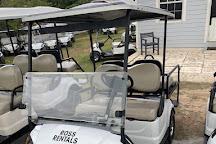 Major's Golf Cart Rentals, Harbour Island, Bahamas