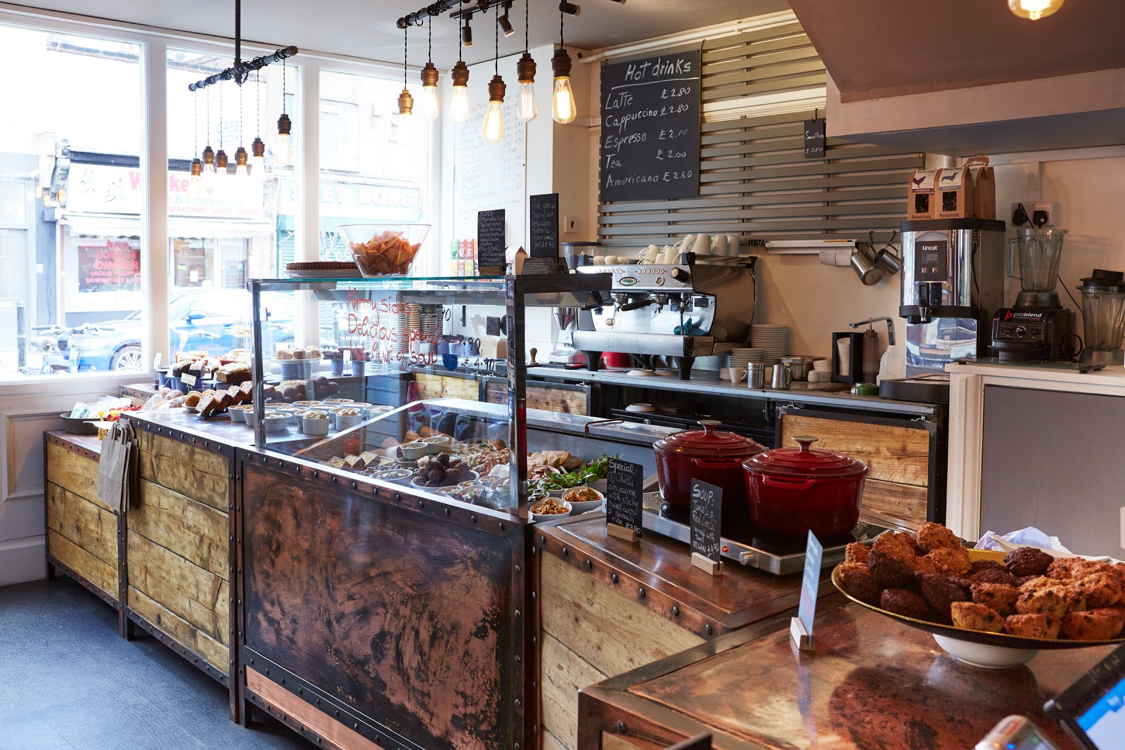 The Larder, Bethnal Green: A Work-Friendly Place in London
