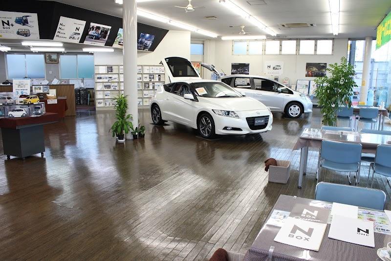Honda Cars 神奈川西 田名店