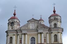 St. Peter and St. Paul's Church, Vilnius, Lithuania