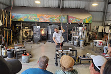 Morean Glass Studio & Hot Shop, St. Petersburg, United States
