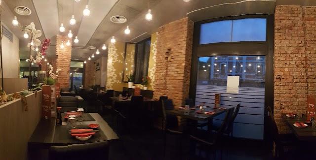 Shiny Sushi And Fusion Restaurant