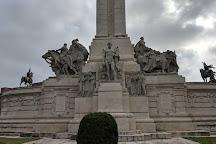 Monumento a la Constitucion de 1812, Cadiz, Spain