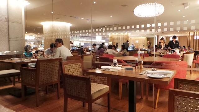 NEXT2 Cafe at Shangri-La Hotel, Bangkok