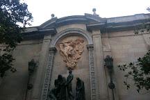 Esglesia de Sant Sever, Barcelona, Spain