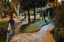 Minigolf Las Salinas, Torrevieja, Spain