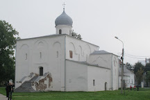 Church of the Assumption of the Blessed Virgin at the Marketplace, Veliky Novgorod, Russia