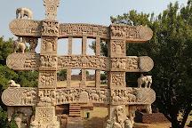 Buddhist Monuments at Sanchi, Bhopal, India