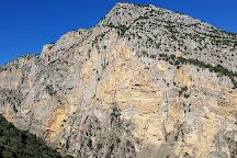 Il ponte del diavolo, Civita, Italy