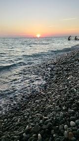 Пляж Имеретинская бухта