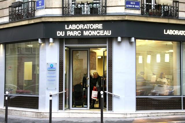 Laboratoire du Parc Monceau
