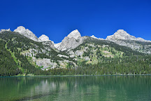 Taggart Lake, Grand Teton National Park, United States