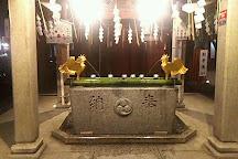 Kamegaoka Hachiman Shrine, Zushi, Japan