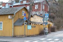 Rajaportti Sauna, Tampere, Finland