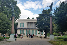 Neuer Pavillon im Schlosspark Charlottenburg, Berlin, Germany