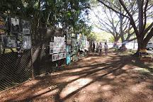 Art on the Zoo Fence, Honolulu, United States