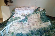Museo Geologico e delle Frane, Civita di Bagnoregio, Italy