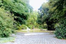Parc de Belleville, Paris, France