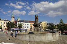 Masarykovo Namesti, Jihlava, Czech Republic