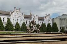 Fontain Sadko, Sumy, Ukraine