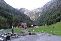 Buarbreen, Odda, Norway