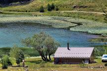 Lac des Sagnes, Jausiers, France